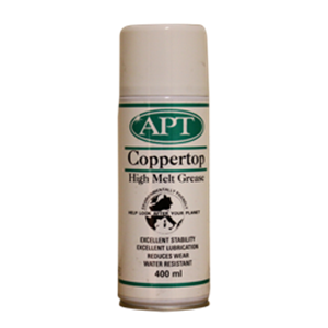 Coppertop - Copper Grease, High Temperature Lubricant