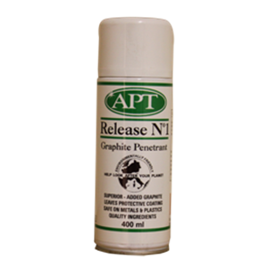 Release No. 1 Graphite - Penetrating Oil Lubricant