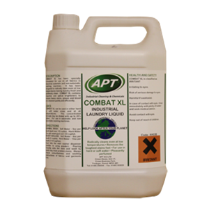 Combat XL - Concentrated Professional Laundry Products Liquid