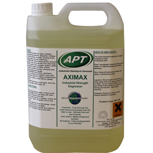 Aximax - Industrial Floor Cleaner, Multi Surface Degreaser