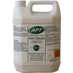 Fast Break - High Concentrated De Foamer Agent