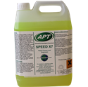Speed X7 - Multi-Purpose Concentrated Water Based Cleaner & Degreaser For Hard Surface Cleaning