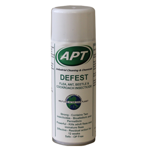 Defest Pesticide Flea Treatment