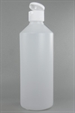 Empty 1Ltr Bottle C/W Flip Top