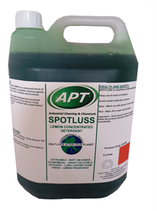 Spotless - Super Concentrated Glass and Washing Up Liquid