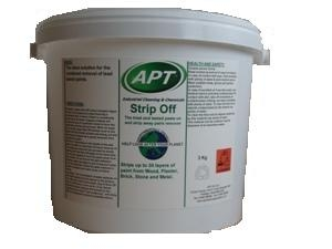 Strip Off - Safe Paint Stripper