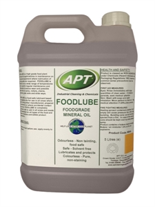 Foodlube - Food Grade Safe Lubricant