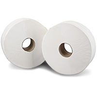 Paper Products Jumbo Toilet Rolls 6 Pack
