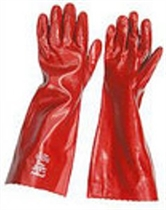 """Gauntlet Safety Chemical Gloves - 14"""" 1 Pack x 5 Pairs"""