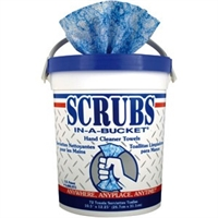 Skin Care - Hand Scrubs Hand Cleaning Wipers - Waterless