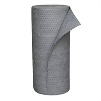Grey Industrial Backed Roll